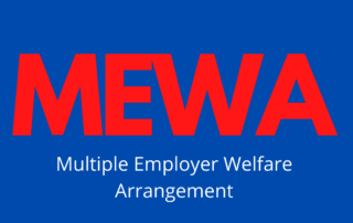 Multiple Employer Welfare Arrangement